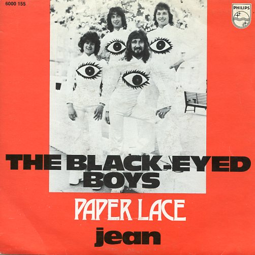 "PAPER LACE ""The Black-eyed boys"" (b)"